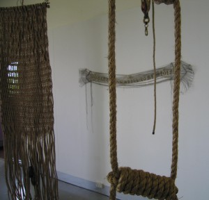 Rope Installation at Monash University